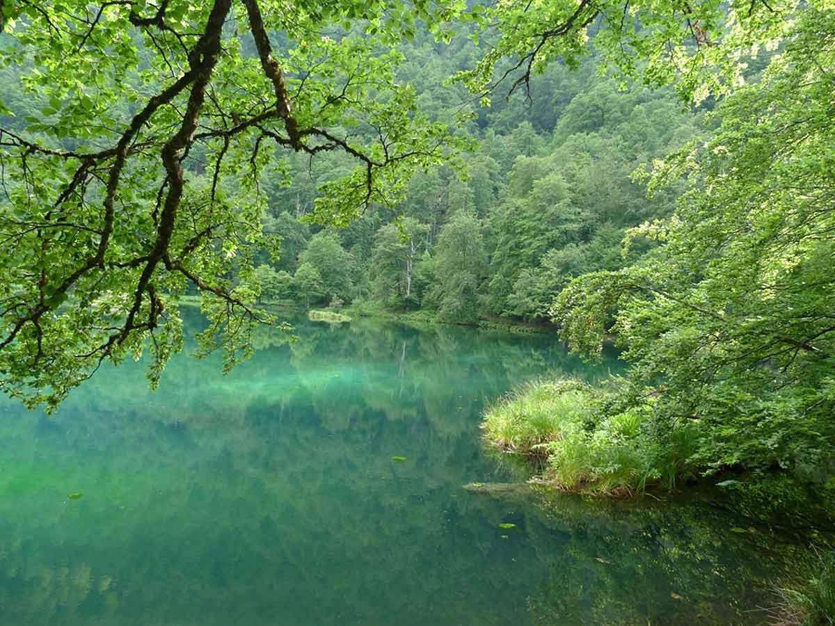 Lac de Bethmale, Ariège